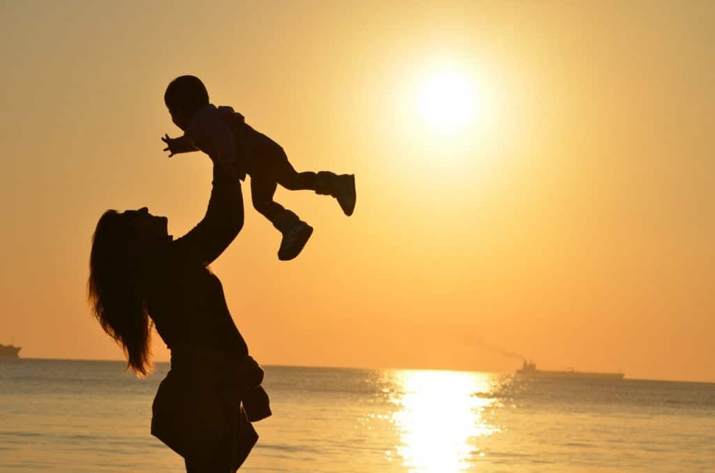 mother and her child as a Terminating Parental Responsibility Case Study 1