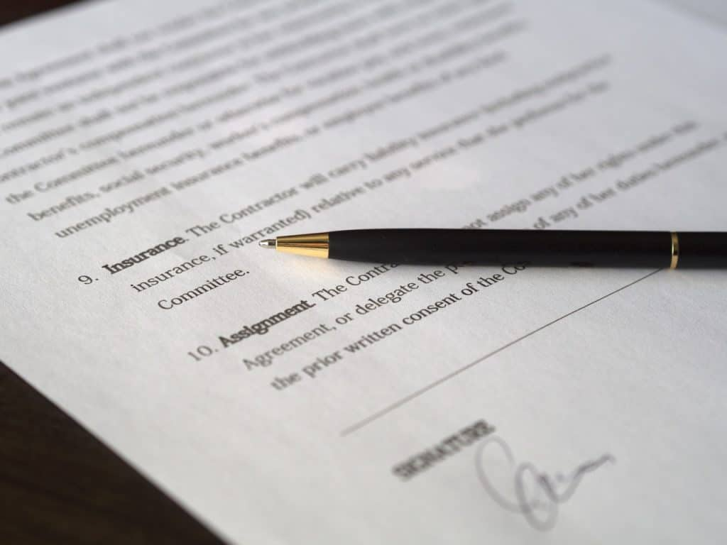 Making amendments to original will
