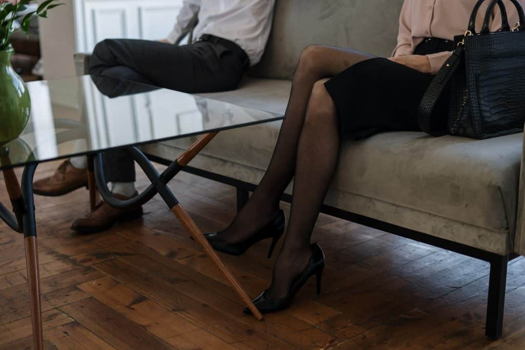 Couple seeking counselling as an alternative to divorce