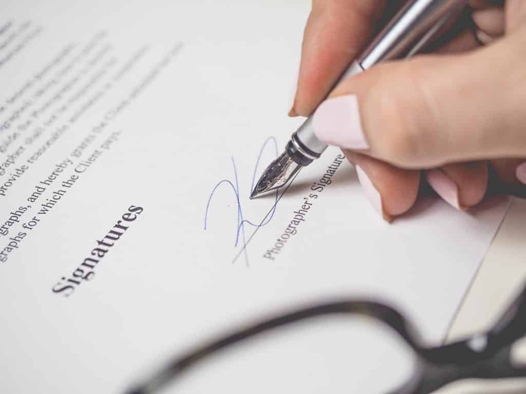 Postnuptial agreement as an alternative to divorce
