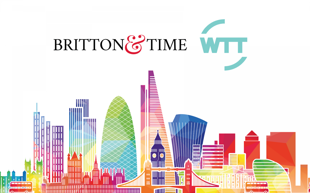 Britton and Time Launches Advisory Partnership with Leading London Tax Consultancy WTT Consulting