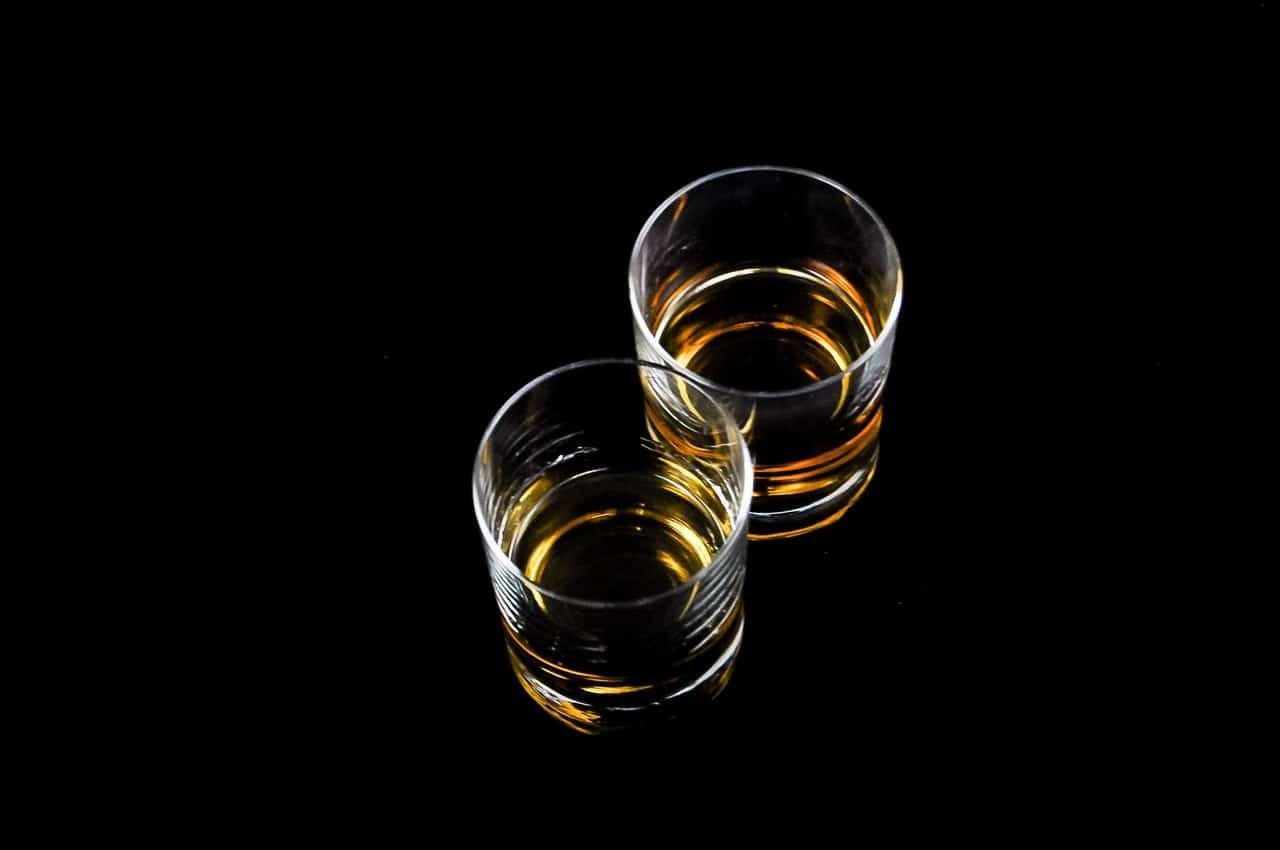 whisky used to help toothache
