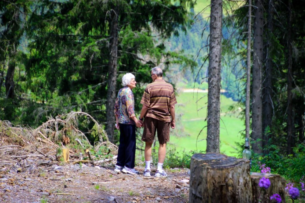 Couple who are exempt from inheritance rules in the UK