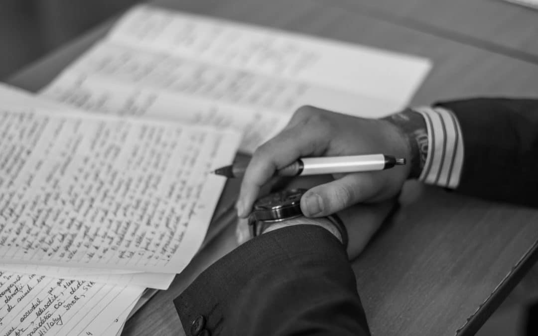 5 Easy Mistakes People Make When Writing a Will