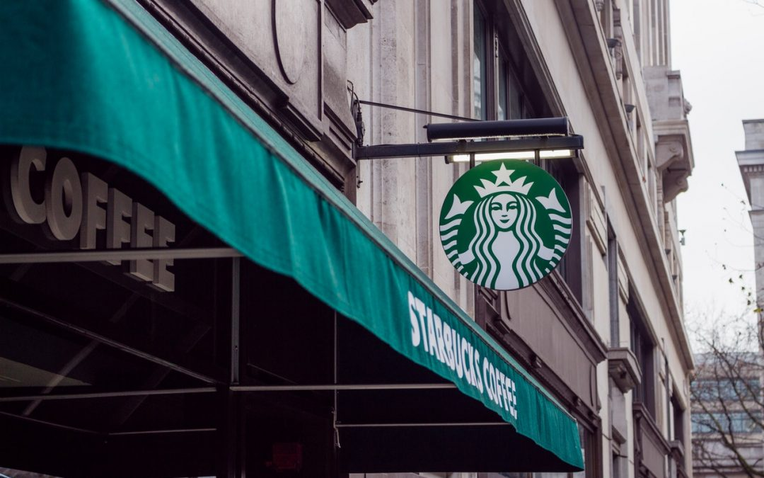 Outside of Starbucks where discrimination in the workplace takes place 1 1