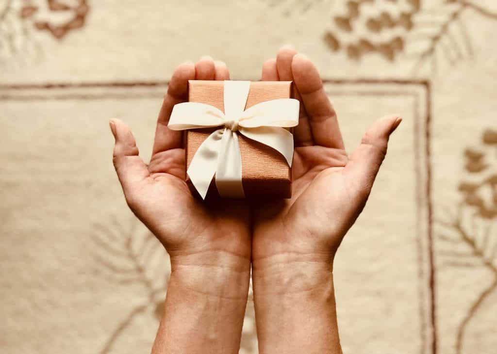 lifetime gift being given as part of inheritance tax planning
