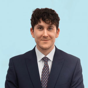 Patrick Murray trust paralegal at Britton and Time