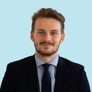 Rory Lindsay trust paralegal at Britton and Time