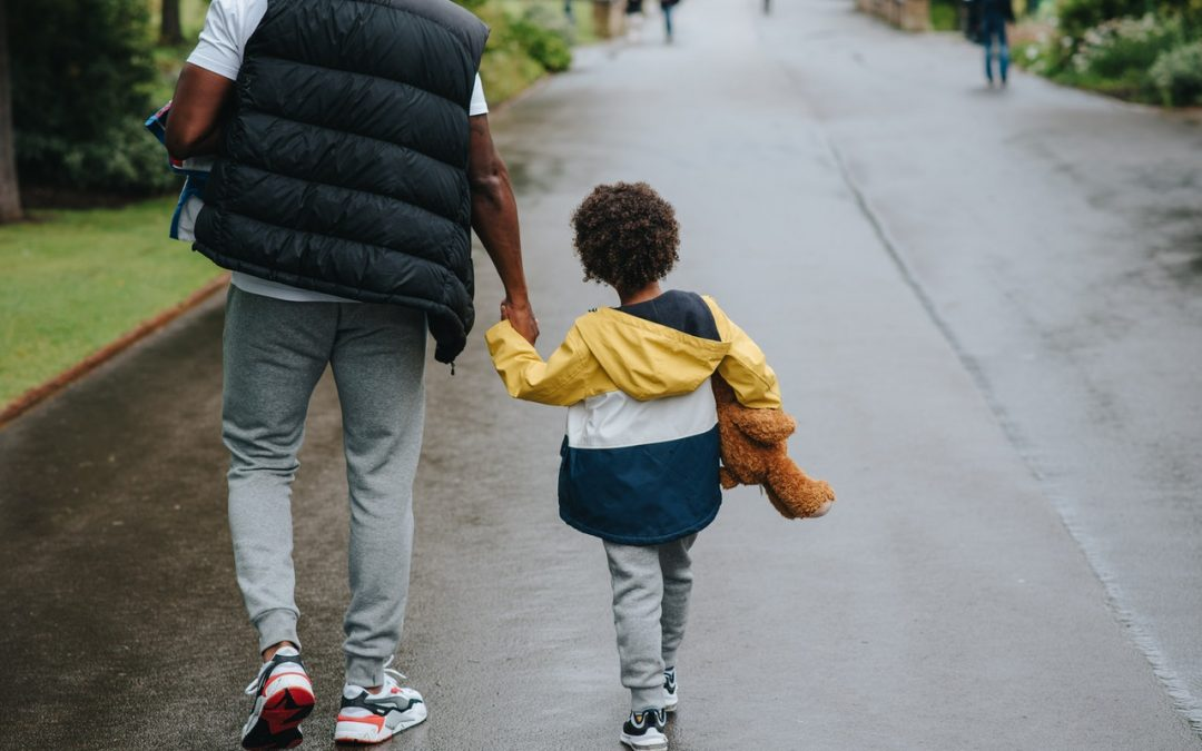 Child who is a victim of child abduction