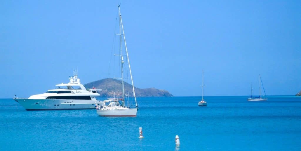 yacht that someone has purchased with money that is illegal under the Proceeds of Crime Act 2002